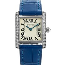 Cartier Watch Tank Francaise WE100251