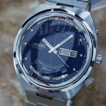 Orient Rare 1970s Made In Japan Men's Full Calendar...