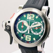 Graham Chronofighter Trigger R.A.C Olive Rush  Ref. 2TRAS.G01A...
