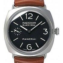 Panerai Historic Radiomir Black Seal Stainless Steel 45mm...