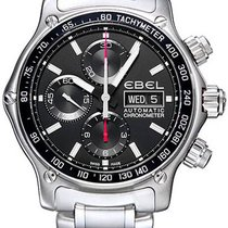 Ebel 1911 Discovery Chronograph Men's Watch 9750L62-53B60