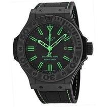 Hublot Big Bang All Black Green Mens Watch 322.CI.1190.GR.ABG11