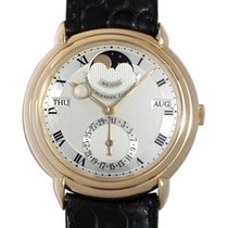 Urban Jürgensen Triple Calendar Moon Phase