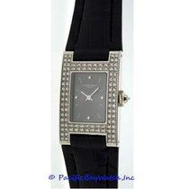Chaumet Rectangle Ladies Diamond Watch