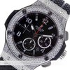 Hublot Big Bang mit Brillantbesatz Nachtrglich Stahl 301.SX.1...