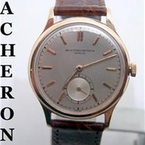 Vacheron Constantin 18k Rose Gold Winding Watch Ref 4600