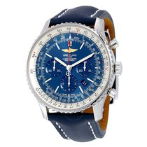 Breitling Navitimer 01 Blue Dial Chronograph Automatic...