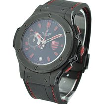 Hublot Big Bang Flamengo in Black Ceramic Limited Edition of...