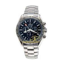 Omega Speedmaster Broad Arrow Co Axial GMT Reserve