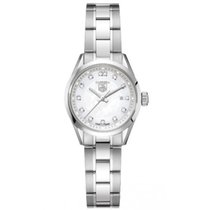 TAG Heuer CARRERA LADY MOP DIAL DIAMOND