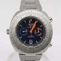Heuer Calculator Automatic Chronograph