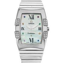 Omega Watch Constellation Quadrella 1586.79.00