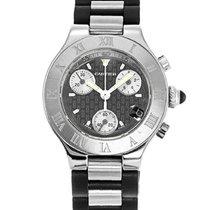Cartier Watch Must 21 W10198U2