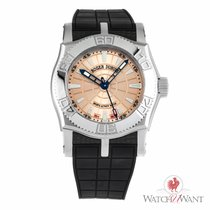 Roger Dubuis Easy Diver Sports Activity Watch
