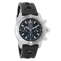 Breitling Blackbird Mens Swiss Automatic Chronograph Watch...