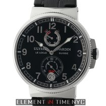 Ulysse Nardin Marine Collection Chronometer Manufacture...