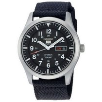 Seiko SNZG15K1 Men's watch Military