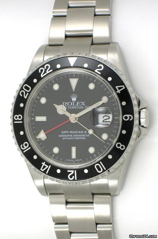 Rolex GMT-Master II