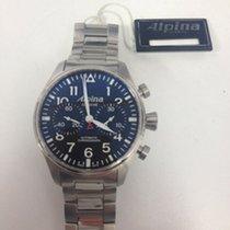 Alpina startimer pilot chronograaf