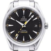 """Omega Seamaster Aqua Terra Chronometer """"15.000"""""""