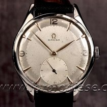 Omega Vintage 1964 Xl 38 Mm Ref. 2505 Classic Steel Watch...