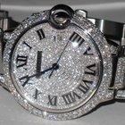 Cartier Ballon Bleu XL Diamomds