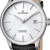 Candino Classic C4494/5 Herrenarmbanduhr flach & leicht