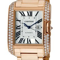 Cartier Tank Anglaise Medium - WT100003