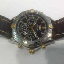 Breitling Windrider Shadon chronograph flyback