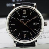 IWC IW356502 Portofino Automatic SS Black Dial (24798)