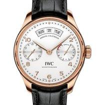 IWC Schaffhausen IW503504 Portugieser Annual Calendar Silver...