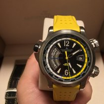Jaeger-LeCoultre Master World Alarm (Valentino Rossi model )