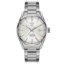 TAG Heuer Carrera Calibre 7 Twin-Time Automatik 41 mm