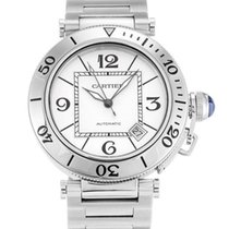 Cartier PASHA Watch W31080M7 Automatic  Swiss Made