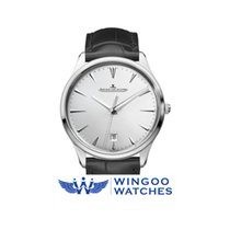 Jaeger-LeCoultre - MASTER ULTRA THIN DATE Ref. 1288420