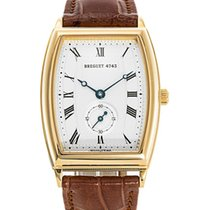 Breguet Heritage Small Men's Automatic Yellow Gold