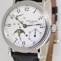 Patek Philippe Complications 5015 Platinum Power Reserve Moon...