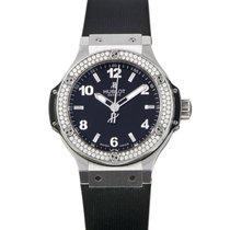 Hublot Big Bang 38mm Steel Diamonds 361.SX.1270.RX.1104