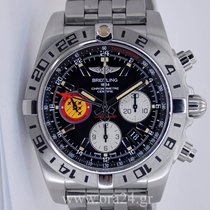 Breitling Chronomat 44mm GMT 2017 Patrouille Suisse Limited 1...