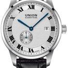 Union Glashütte 1893 kleine Sekunde D007.428.16.033.00 NEU
