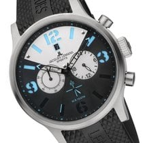 Jacques Lemans SPORTS Porto Chronograph XL Herrenuhr Armbanduhr