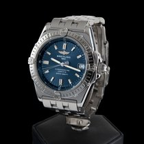 Breitling chronometer certifie 200 meters mediun size