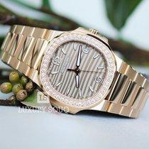Patek Philippe Rose Gold - Ladies - Nautilus
