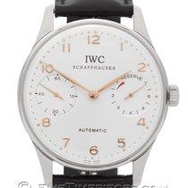 IWC Portugieser 2000 Edelstahl 5000-001