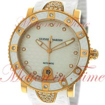 Ulysse Nardin Maxi Marine Diver Ladies 40mm, Mother of Pearl...