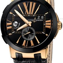 Ulysse Nardin Executive Dual Time 246-00-42