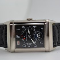 Jaeger-LeCoultre Reverso Day / Night 18k Weißgold White Gold
