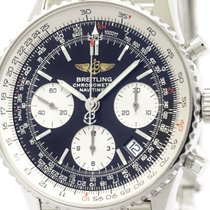 Breitling Polished Breitling Navitimer Steel Automatic Mens...