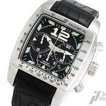 Chopard Tycoon Stahl Automatik Chronograph Chronometer Stahl