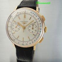 Longines Chronograph 30 CH -Gold 18k/ 750